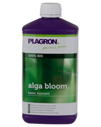 Plantenvoeding Alga Bloom Plagron