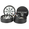 Aluminium Grinder Thorinder 4-delig (After Grow) 50 mm