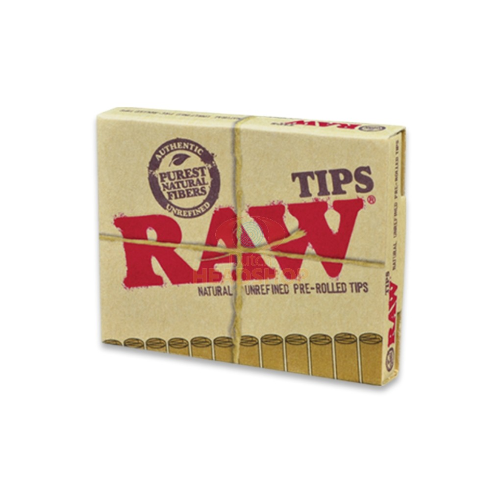 Tips / Tipjes Pre-Rolled (RAW)