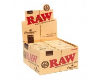 RAW Connoisseur Classic Vloei en Tip | King-Size Slim