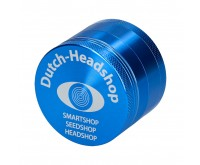 Aluminium Grinder 4-delig (Dutch-Headshop) 50 mm