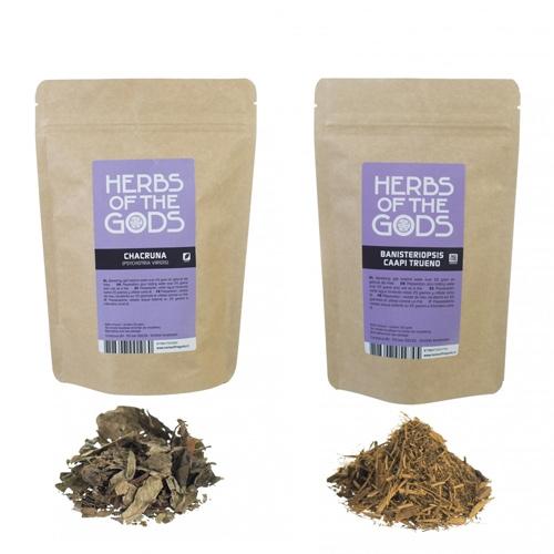 herbs of the gods - ayahuasca