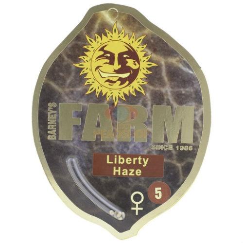Liberty Haze Gefeminiseerd Zaden Barneys Farm Dutch Headshop